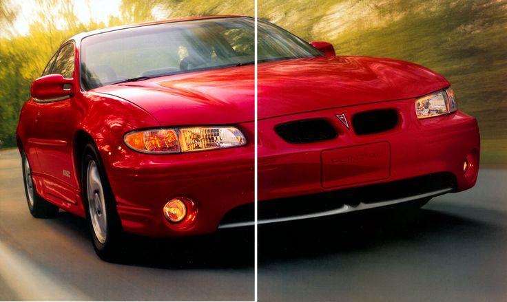 1997 Pontiac Grand Prix GT 1st New  Car!!! Loved it!