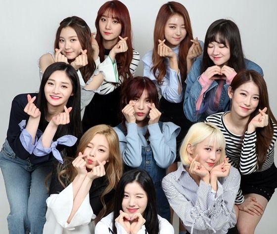 Pristin admires Girls' Generation, Twice | Koogle TV