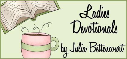 Devotional Ideas