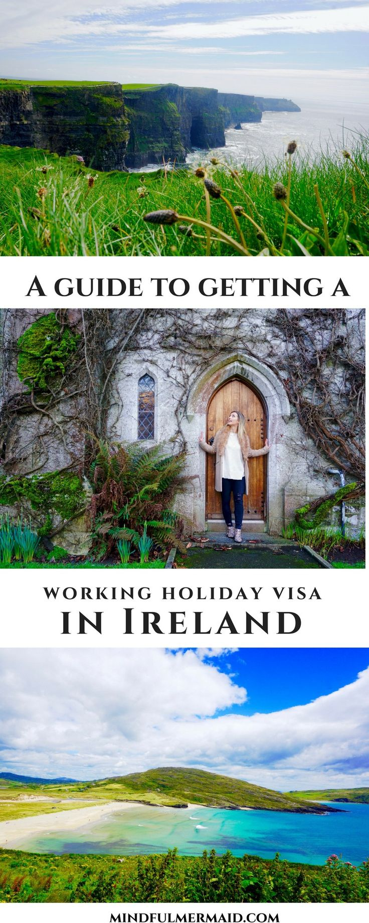 working holiday visa ireland