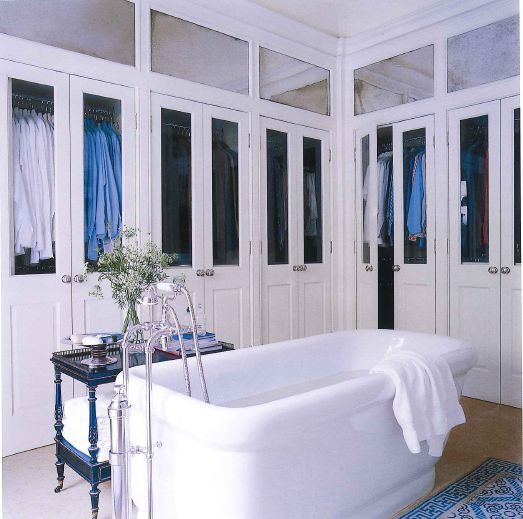 17 best images about bath dressing room on pinterest for Bathroom and dressing room ideas
