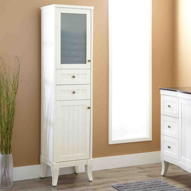 Enjoy Supplemental Storage And Beautiful Details With The Palmetto Bathroom Linen Cabinet Which Features Multiple Places For Hiding Essentials