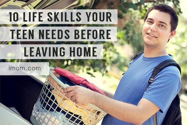 Life Skills: Life After High School - iMom