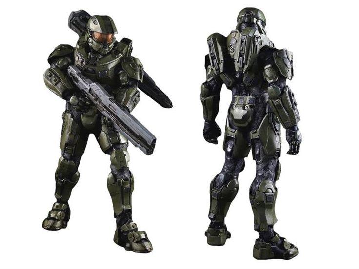 1/6 Scale Halo Figure - Master Chief - Halo Figures