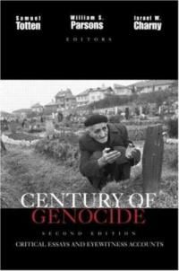 """Mace, James E. """"Soviet Man-Made Famine in Ukraine."""" Century of Genocide: Critical Essays and Eyewitness Accounts. Ed. Samuel Totten, William S. Parsons, and Israel W. Charny. New York: Routledge, 2004. 93-126. [HV6322.7 .C46 2004X (R)(Online) / HV6322.7 .C36 2004 (EJ Pratt)] http://go.utlib.ca/cat/5236490"""