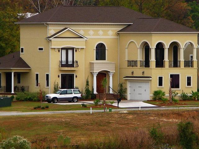 1000 ideas about stucco house colors on pinterest - Exterior house color scheme generator ...