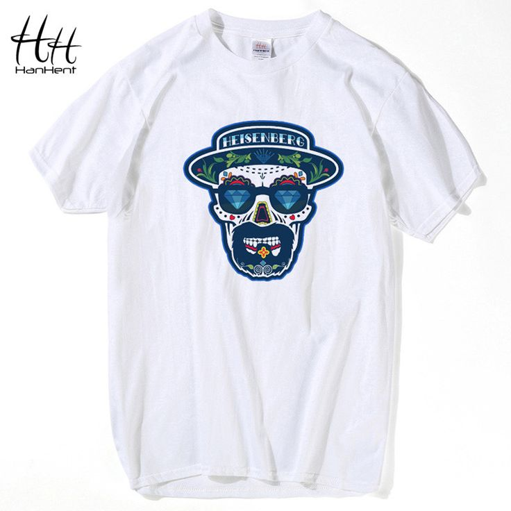 Breaking Bad Heisenberg Sugar Skull T-shirt  Tell us why you love this for a chance to win a free one!