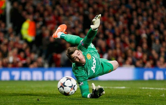 David de Gea do Bayern de Munique (Foto: Reuters)