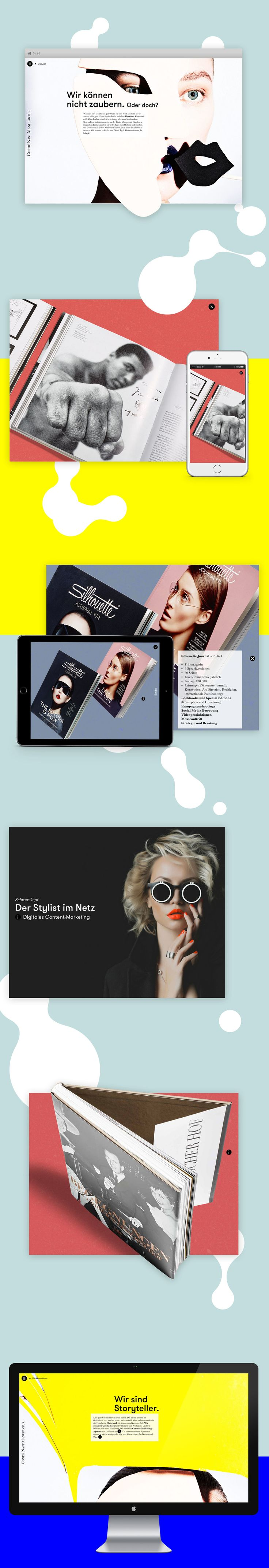 Moby Digg on Behance
