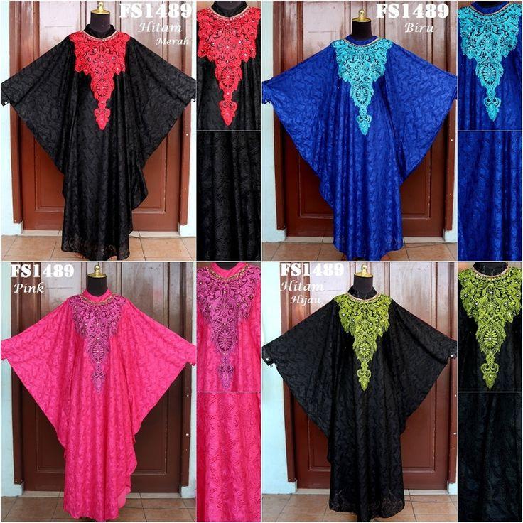Dubai Kaftan - Fancy Abaya - Kaftan dress - Muslim Dress - Muslim Wedding Dress - Abaya Maxi Dress - Moroccan Kaftan - FS1489 Dress by Mustikacollection on Etsy