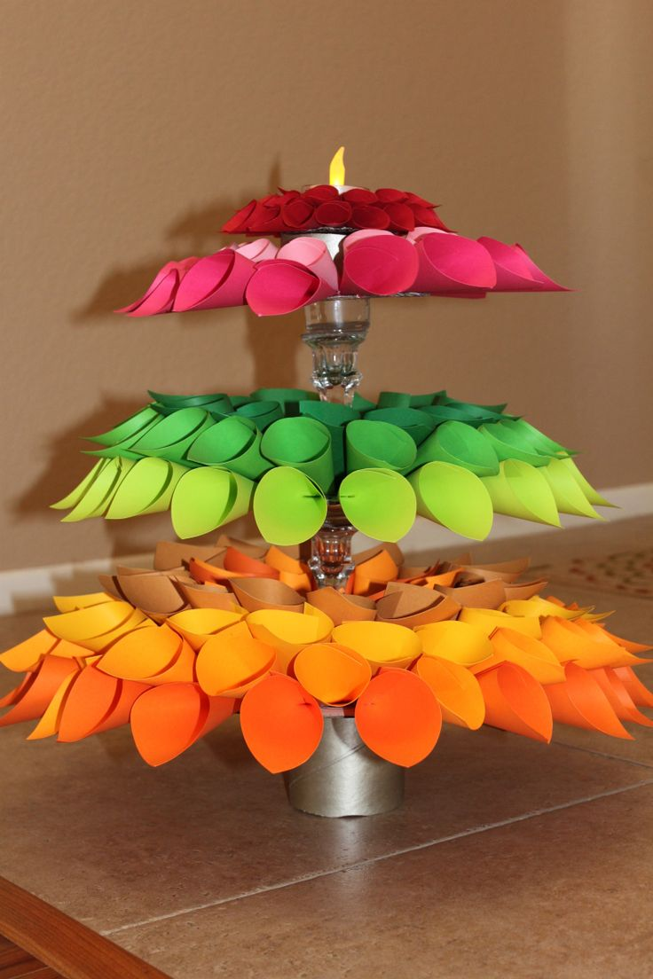 The 25 best diwali decorations ideas on pinterest diy paper lanterns paper lantern and paper Home decorations for diwali