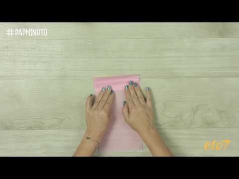 Guirnalda hecha de pompones de papel #DIYMINUTO - YouTube