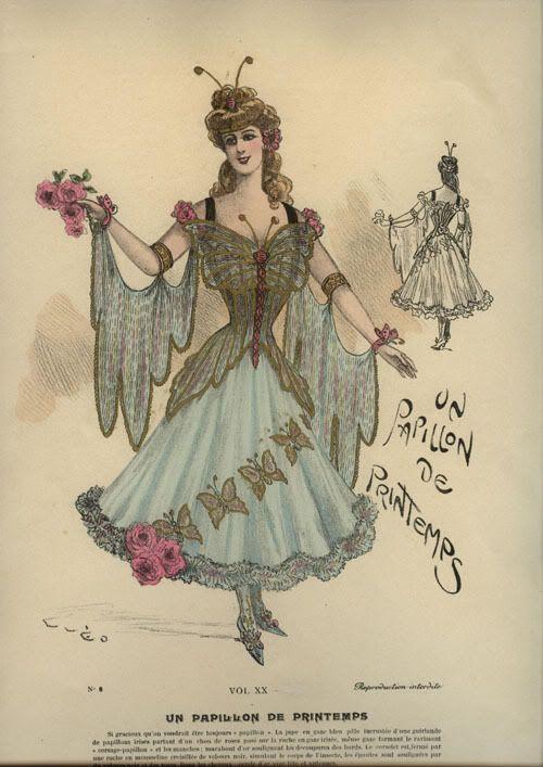 169 best Vintage Costume images on Pinterest | Vintage costumes ...