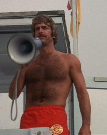 This was back in the late 1970's I believe. Wow-Sam Elliott in Lifeguard.