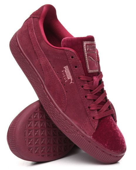 d05811286686 Puma - Suede Classic Velvet Wn s Sneakers