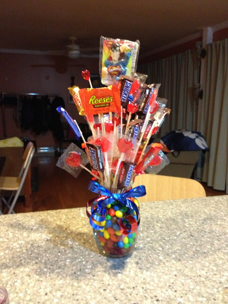 19 Best Candy Vases Images On Pinterest Candy Bar Bouquet Candy Bouquet And Jars