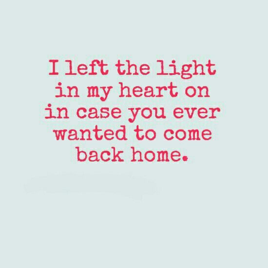 I Want You Back Quotes: 1000+ Coming Home Quotes On Pinterest