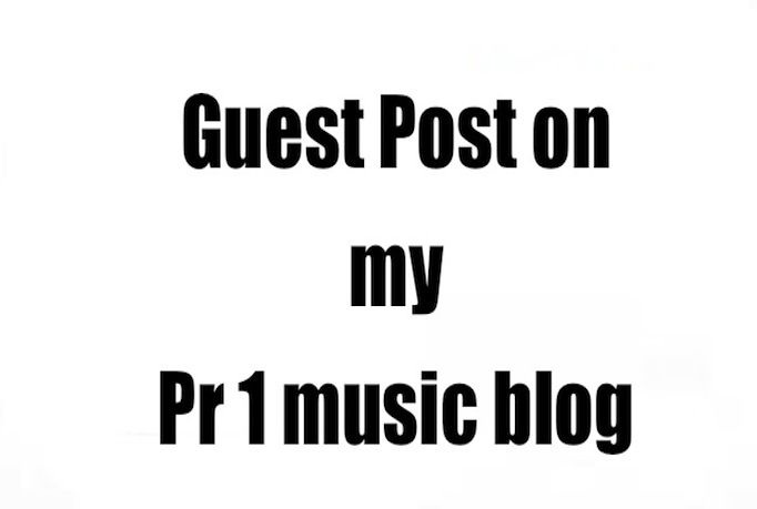 ctbeats: publish your guest post on my PR1 music blog for $5, on fiverr.com
