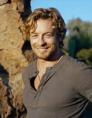 Did I mention Simon Baker???????