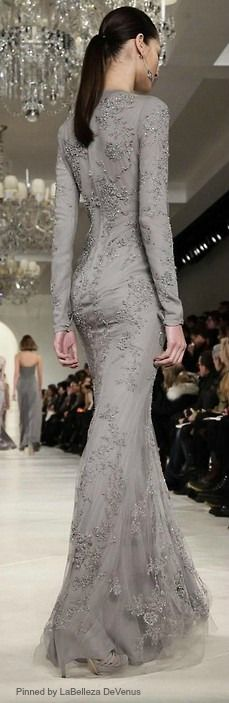 """Ralph Lauren Fall 2014 