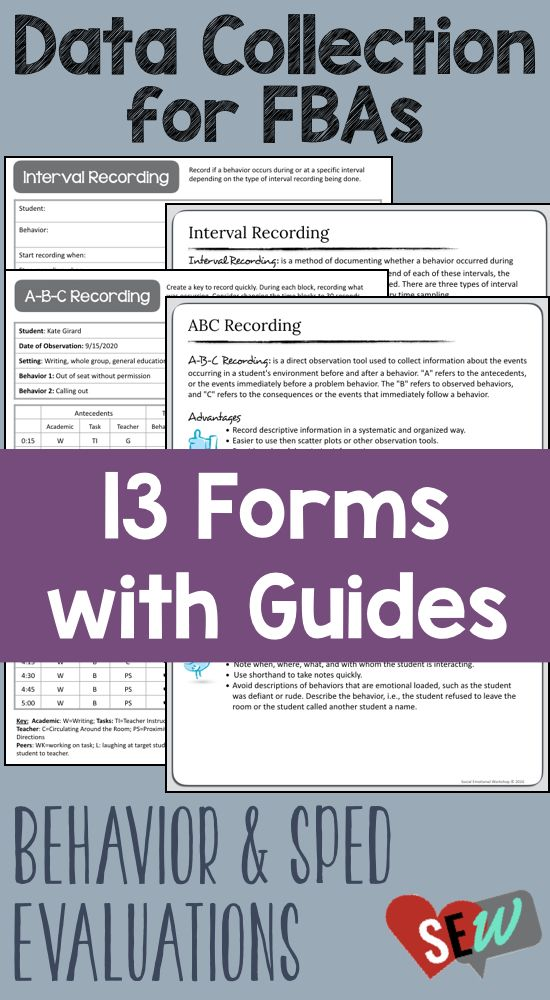 Best Documentation And Forms For School Counselors And
