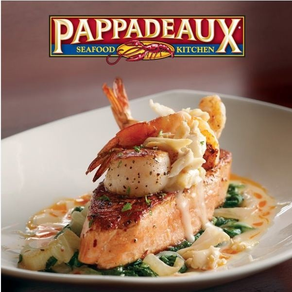 Pappadeauxs Crispy Atlantic Salmon  Food  Recipies in