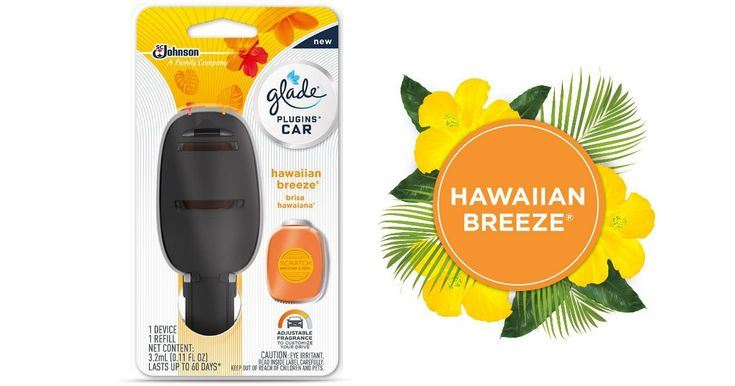 ★★★ 🅽🅴🆆 ★★★ Glade Plugins Car Air Freshener Starter Kit $3.90 (Reg. $5.89):  Fight odors in your car for cheap!  Amazon has the Glade…