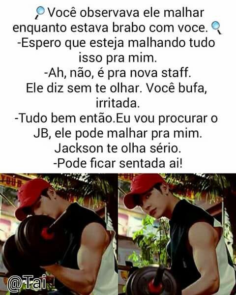 Jackson, meu amor!