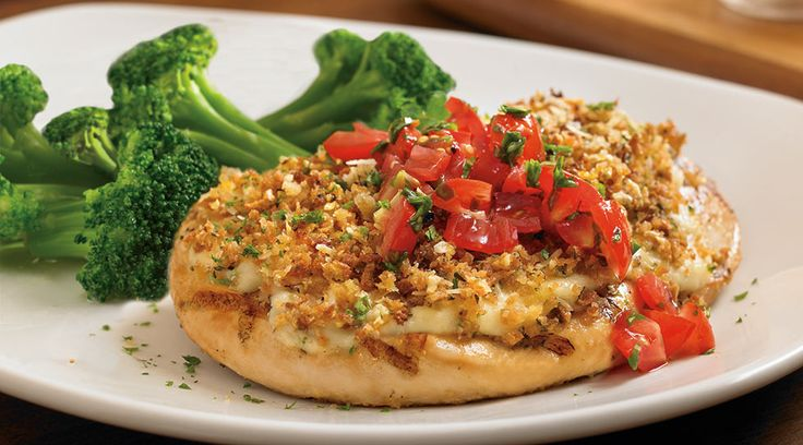 Parmesan Herb Crusted Chicken Wood Fire Grilled Chicken