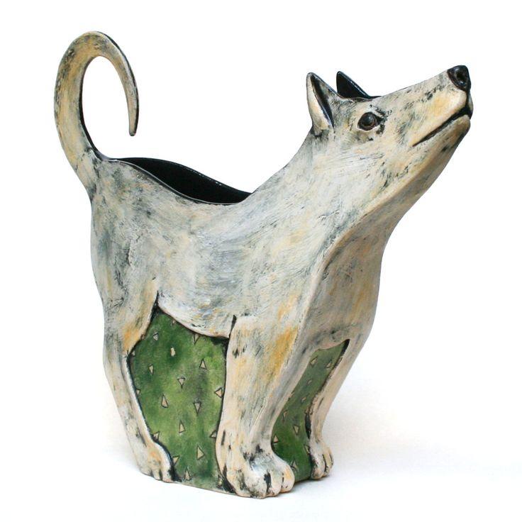 Alice Shepherd Ceramics. Vase. U.K