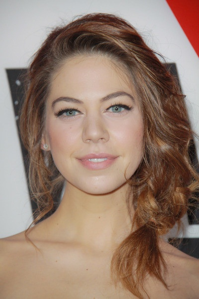 Analeigh Tipton  'Warm Bodies' Los Angeles Premiere