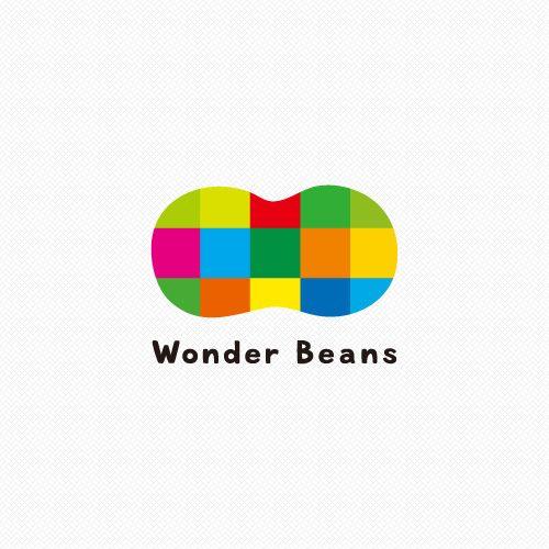 Wonder Beans|ロゴデザイン|カフェ飲食店中心のデザイン制作|Alnico Design