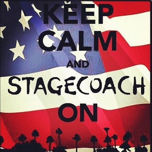 there's nothing like the fun you have at Stagecoach...