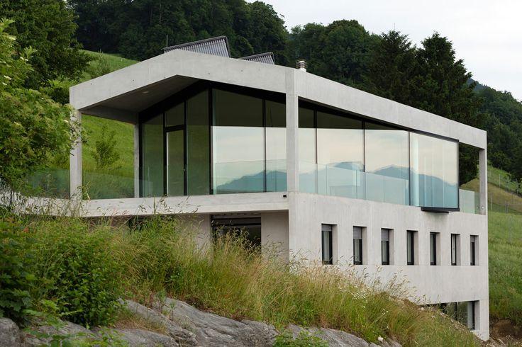 Casa G in Rüthi | CarlosMartinezArchitekten