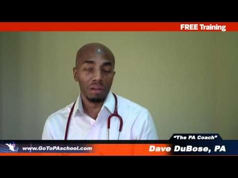 ▶ Physician Assistant Interview Tips--Be careful what you say - YouTube