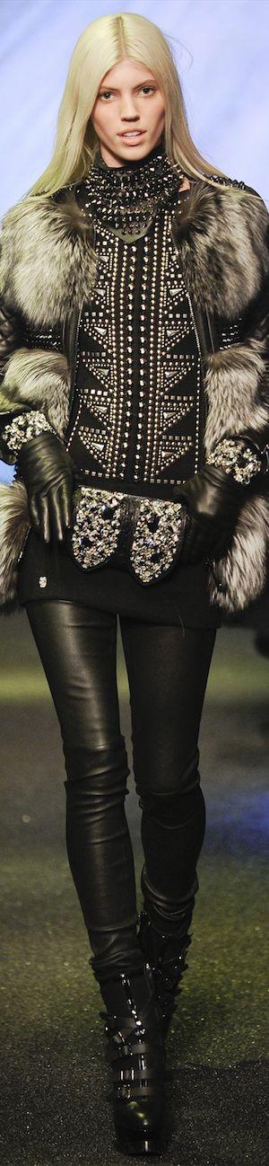 FALL 2014 Ready-To-Wear featuring Philipp Plein  ~LadyLuxury~