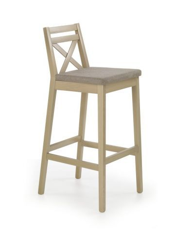 Hoker BORYS to bardzo klasyczne w swej formie i kształcie krzesło, wykonane z litego drewna bukowego w trzech wybarwieniach do wyboru. Hoker posiada wygodne oparcie i podnóżek, który z całą pewnością wpłynie na wygodę jego użytkowania. https://mirat.eu/hockery,c215.html