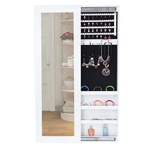 Oltre 25 fantastiche idee su specchio bianco su pinterest - Specchio portagioie ikea ...