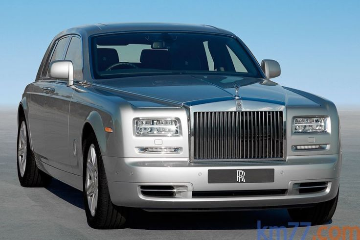 Rolls-Royce+Phantom