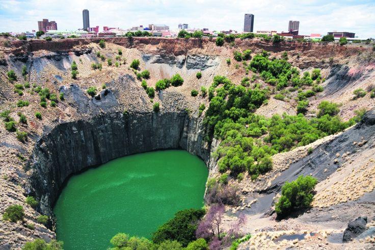 Veľká diera: Južná Afrika