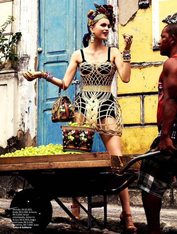 Get the look – Baile da VOGUE!