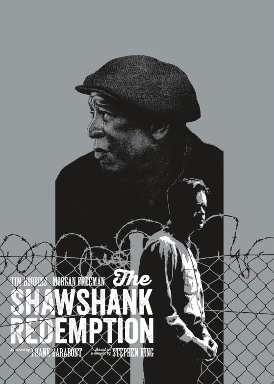 character analysis of andy in the shawshank redemption by stephen king The film that will be analyzed and discussed is the shawshank redemption, which was director by frank darabont and is a story by stephen king it is based in 1946, a man named andy dufresne (tim robbins) is convicted of killing his wife and her lover, and him going to prison and dealing with the struggles of prison life as a truly innocent man .