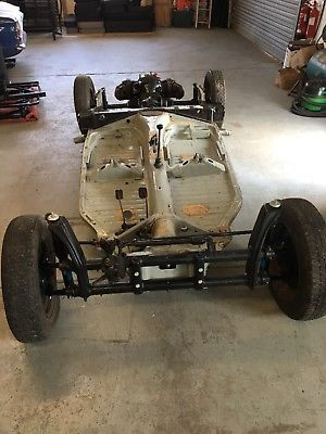 Ebay Vw Beetle Chassis Brand New Great For Porsche 356
