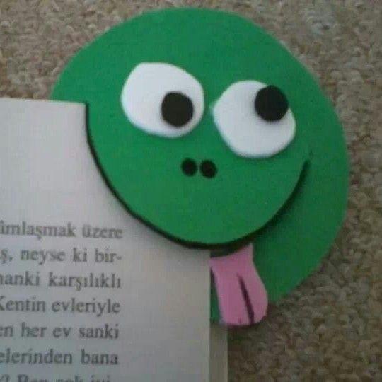 #kitapayracı #kitap #ayraç #bookmark #tasarım #hediyelik #smiley