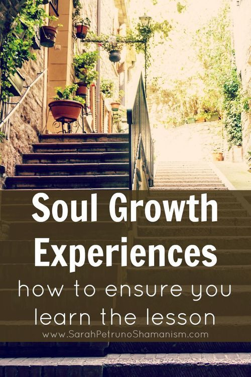 How can you be sure that you learn the lessons your soul is meant to learn? Find out by asking yourself these questions.