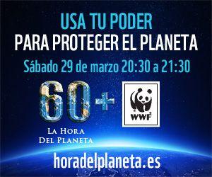 Niños y La hora del planeta en Granada