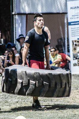 CrossFit Santiago: Perfil de Alumno CFS / Carlos Marin