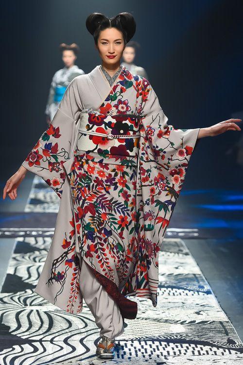 ジョウタロウ サイトウ 2016年秋冬コレクション - 着物×デニム!?伝統文化をアップデート