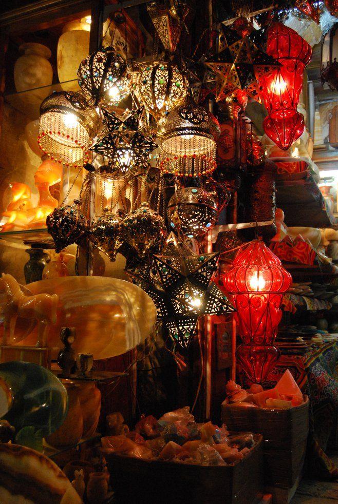 Lanterns:Cairo