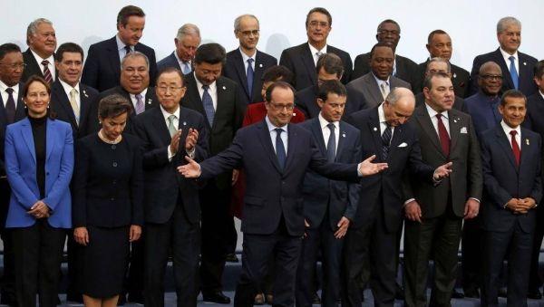 COP21 Bourget Paris